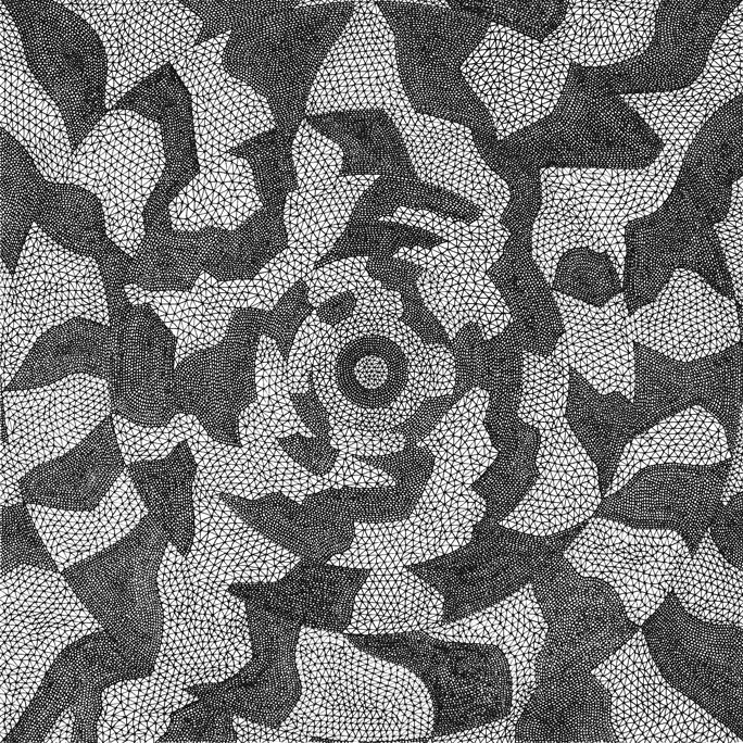 Terrain | Norman Galinsky