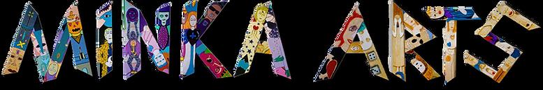 Minka Arts | Mindy Seeger logo