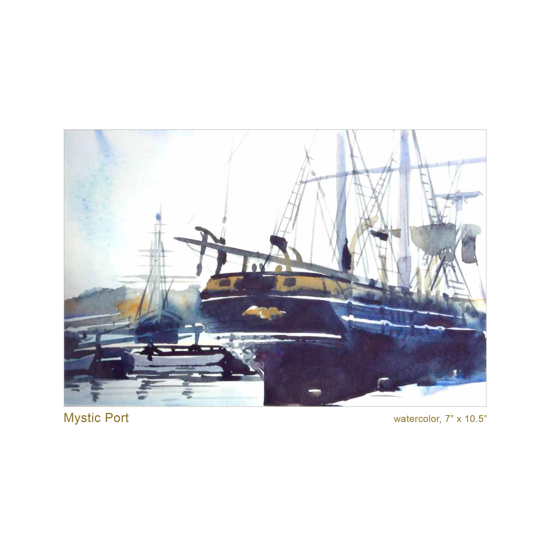 Mystic Port