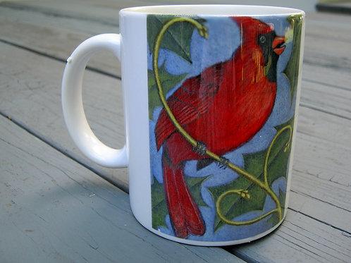 Cardinal Sign Mug