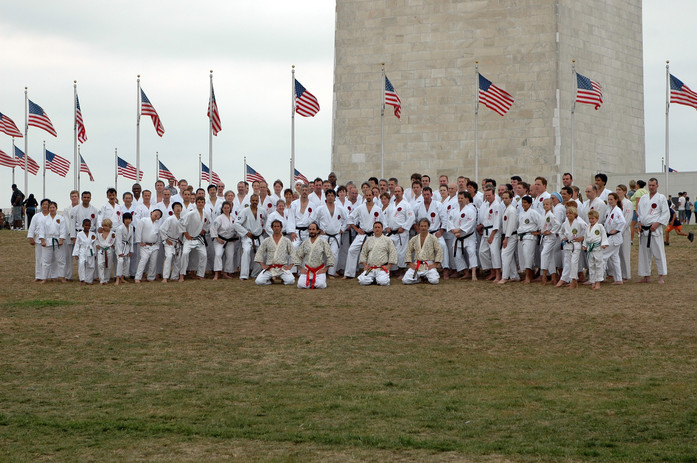 45th Anniversary group picture at Washin