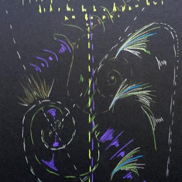 Spirit Drawing 9