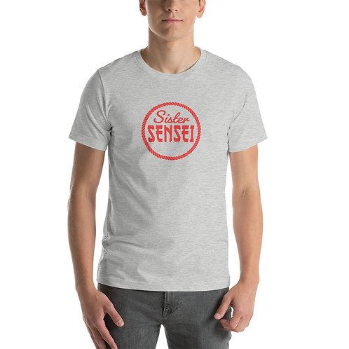 Sister Sensei Short-Sleeve Unisex T-Shirt 2 - Rope Circle