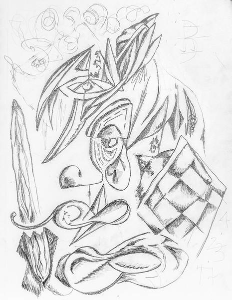 Sketchbook 22