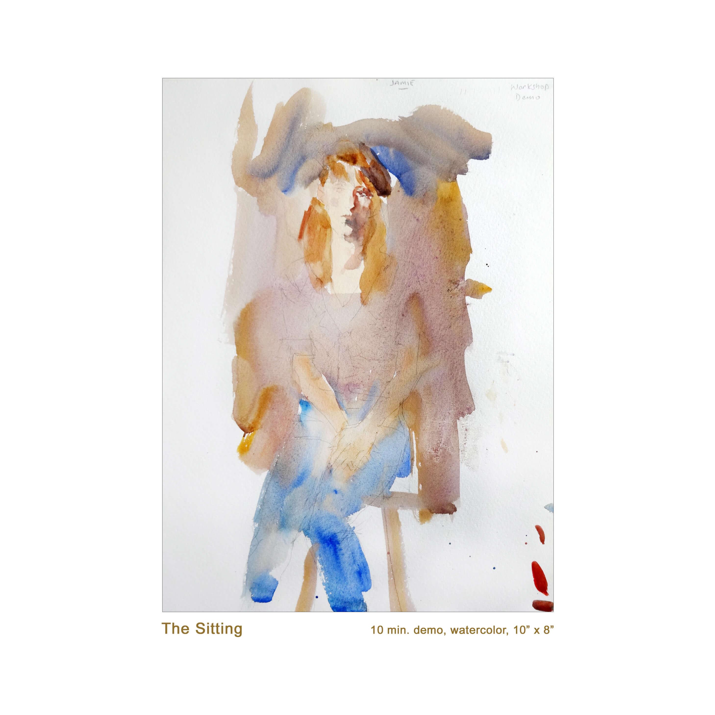 The Sitting