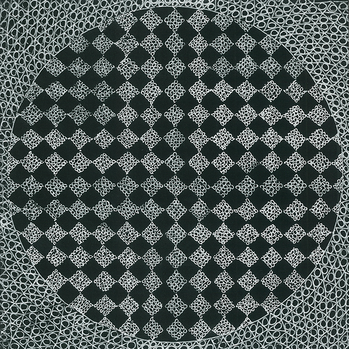 Nine x Nine/19 by Norman Galinsky, Fine Artist