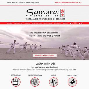 Samurai Studios Inc.