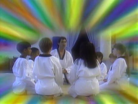 SENSEI RAINBOW AND THE DOJO KIDS: