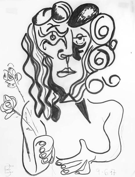 Brush & Ink 41