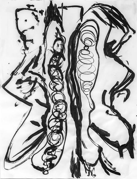 Brush & Ink 14