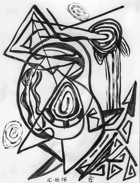 Brush & Ink 32
