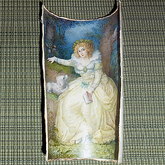 Portrait of Maria Fitzherbert