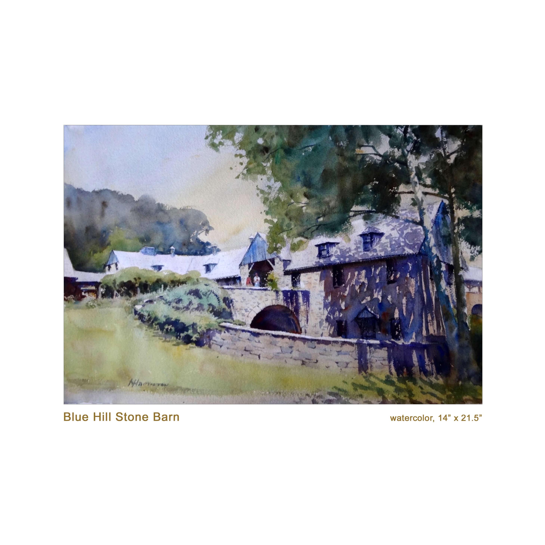 Blue Hill Stone Barn