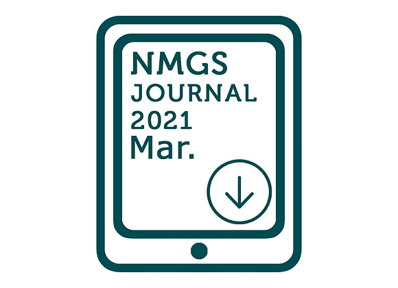 NMG Journal 2021 March