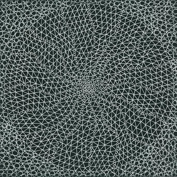 Nine x Nine/11 by Norman Galinsky, Fine Artist