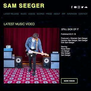 Sam Seeger,