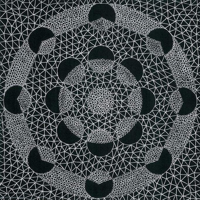 Nine x Nine/33 by Norman Galinsky, Fine Artist