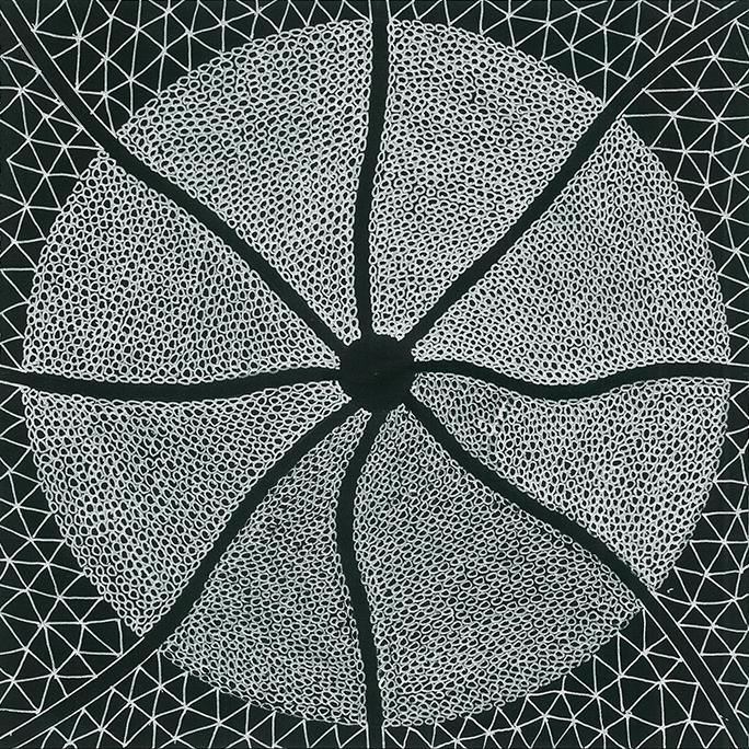 Nine x Nine/16 by Norman Galinsky, Fine Artist