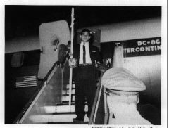 September 1962- Master Ueshiro Arrives in the USA