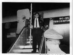 September 1962- Master Ueshiro Arrives in the USA