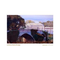 Umbria Stone Bridge