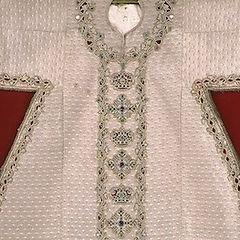 Antique Russian Robe