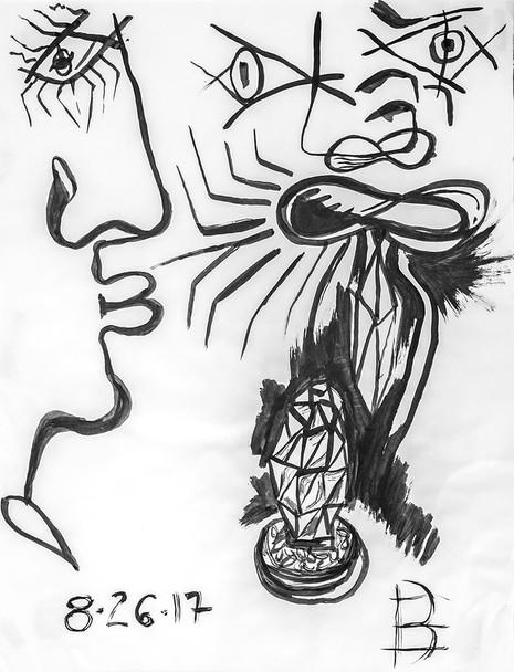 Brush & Ink 36