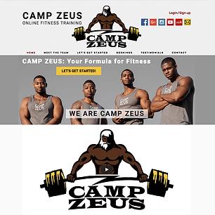 Camp Zeus Online Fitness Training