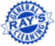 Ray's General Cleaning Logo
