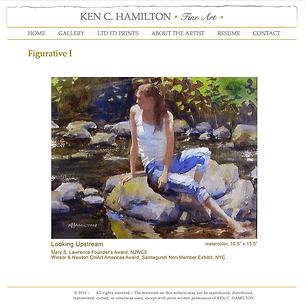 Ken C. Hamilton,