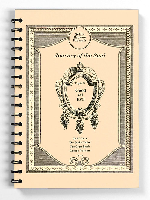 Journey of the Soul: Topic 5 - Good and Evil