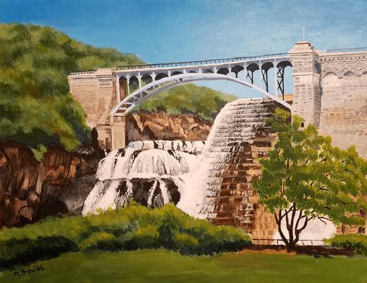 Croton Dam Falls