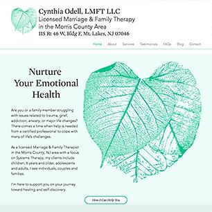 Cynthia Odell, LMFT LLC
