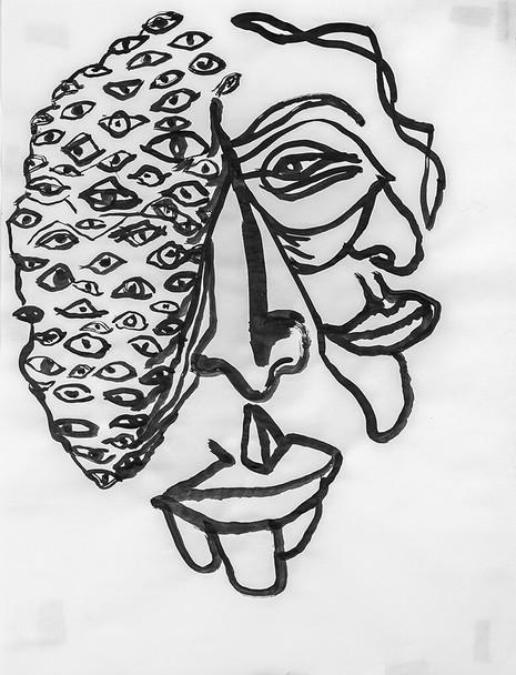 Brush & Ink 46