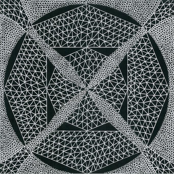 Nine x Nine/39 by Norman Galinsky, Fine Artist