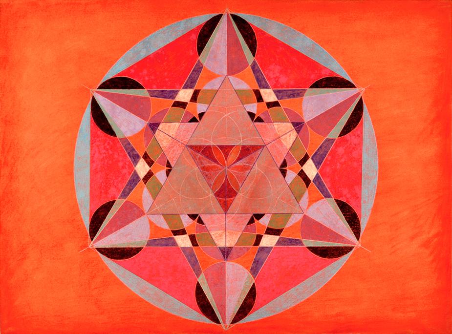 Merkaba 1 | Norman Galinsky