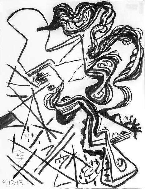 Brush & Ink 12