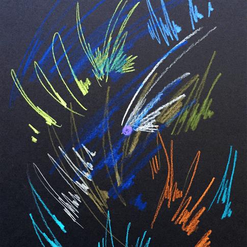 Spirit Drawing 16