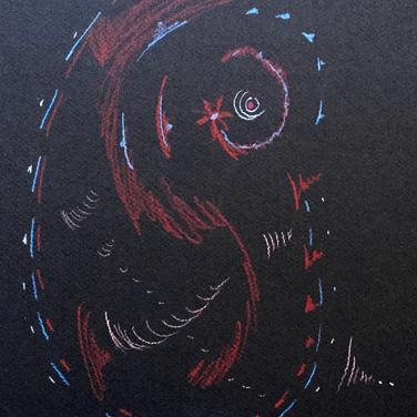 Spirit Drawing 2