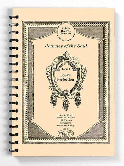 Journey of the Soul: Topic 4 - Soul's Perfection