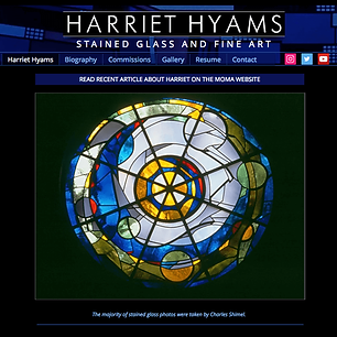 Harriet Hyams, Fine Art and Stained Glass