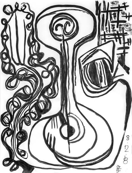 Brush & Ink 23