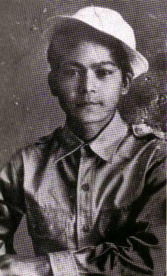 Early Photo of Master Ueshiro