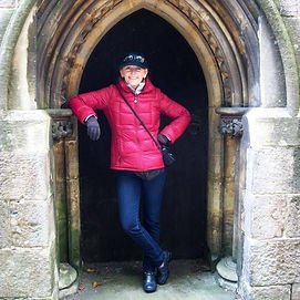 Holly Whitstock Seeger at Chepstow, UK