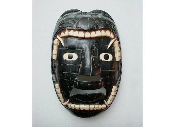 Jade Mosaic Death Mask