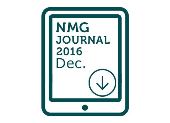 NMG Journal 2016 December