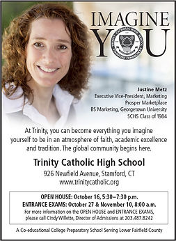 Trinity HS - Advertising - Imagine You