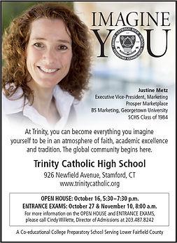 Trinity HS - Advertising - Imagine You