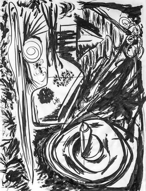 Brush & Ink 16