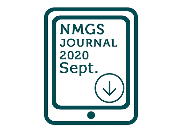NMG Journal September 2020